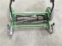 Manual Push Mower