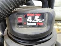Shop Vac Hang up Pro Wet Dry Vac 4.5HP