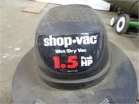 Shop Vac Wet Dry Vacuum 5gal 1.5hp - Missing one