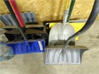 Assd Snow Shovels