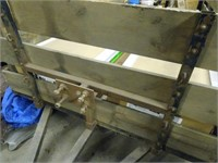 Homemade Trailer with 4 Sides - No Title -