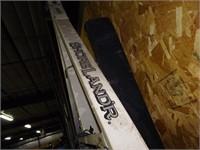 Shore Lander Boat Trailer - Nose to rear frame
