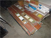 Six Boxes of Laminate Flooring - Roughly 98.7 Sq