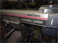 """Craftsman 10"""" Radial Saw"""