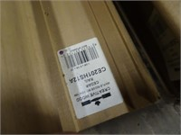 Three unused 12 Foot Deck Rails