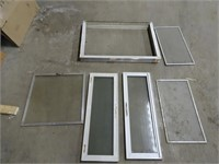 Assorted Windows and parts