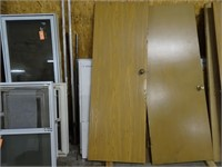 Four Doors (dimensions in photos)