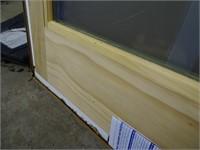 "New Anderson 36"" Unfinished Sliding Door Panel"
