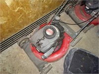 Two Lawn Mowers for Parts or Repair