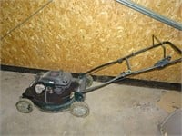 Craftsman Lawn Mower (Consignor states it worked