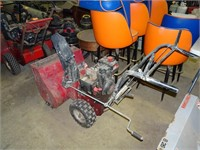 Murray Snow King Snowblower (Consignor states it