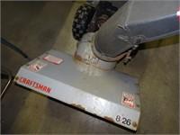 Craftsman Snow Blower (Consignor states it worked