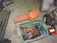 Stihl Chainsaw w/ Case - Consignor States that it