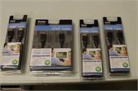 Four New Vivitar HDMI Cables