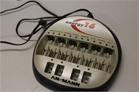Ansmann Energy 16 Battery Charger