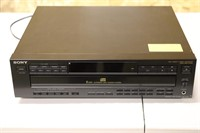 Sony CDP-C525 CD Changer in Box with Remote