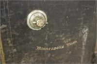 Antique Safe - Unknown Combination - Consignor