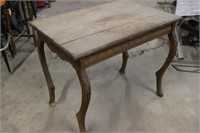 Antique Table - 36x24x29T