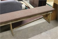 Eight Foot Long Bench