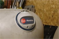 Oversize Rheem Water Heater - Consignor States it