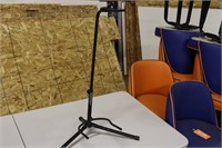 Silvertone Guitar Stand