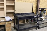 Multipurpose Work Bench with Light