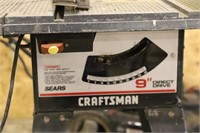 """Craftsman 9"""" Direct Drive Table Saw"""