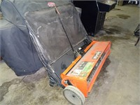 "Agrifab Lawn Sweeper with Bag - 44"" Wide"