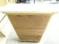 Wood Shelving Unit - 29 x 10 x 46H