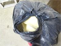 Bag of Foam Pieces
