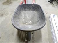 Agri-fab Plastic Wheel Barrow