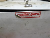 Weather Guard Lock Box - No Key - Bent out of