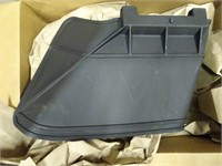 Large Side Chute for Riding Lawnmower - Unused