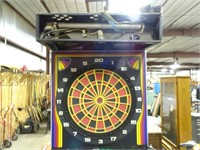 Vintage Stand up Electric Dart Board - Needs Work