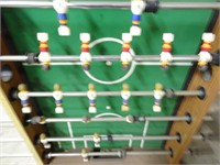 Full Size Electronic Foosball Table - Untested