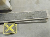 2 Sets of Loading Ramps - One Set Shorter Than