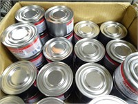 Box of 2 Hour Gel Methanol Chafing Dish Fuel