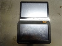 Two Rand McNally Intelliroute GPS Systems - No