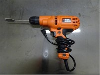 Black and Decker Wired Power Drill