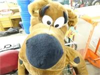 Oversize Plush Scooby Doo