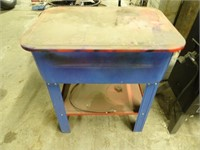 Central Machinery Parts Washer