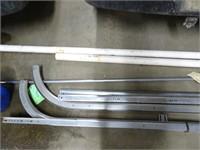 Assorted Garage Door Hardware and Related
