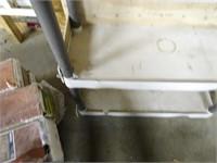 Plastic Shelving Unit 33x13x39T