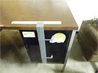 Steel and Wood Office Desk 60x30x29
