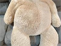 Giant Teddy Bair - Nolan for Scale