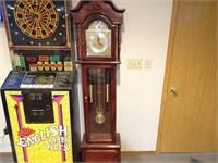 Edward Meyer Grandfather Clock - 17x10x75
