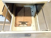 2 Drawer Filing Cabinet 14x18x25
