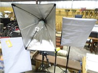 Set of Softbox Photography Lights with Extra