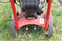 Troy Bilt Gas Pressure Washer
