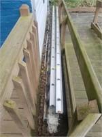 30' Aluminum Extension Ladder